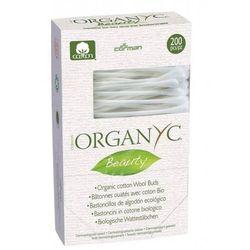 Patyczki kosmetyczne z bio-bawełny 200 szt.
