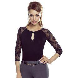 Donata bluzka damska Eldar Romantica Top Czarna Zimowa (-8%)