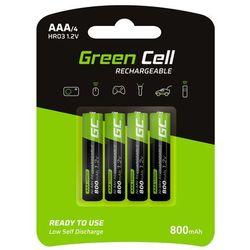 Green Cell Akumulator Green Cell 4x AAA HR03 800mAh