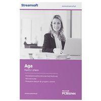 Programy kadrowe i finansowe, Streamsoft PCBIZNES AGA Kadry i płace do 10 pracowników