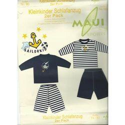PIŻAMKA PIŻAMKI DLA DZIECI NIEMOWLAKA 86/92