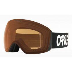 Gogle Oakley Flight Deck Factory Pilot Black Prizm Persimmon OO7050-85