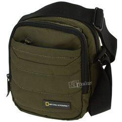 National Geographic PRO mała torba / saszetka na ramię / N00701.11 - zielony