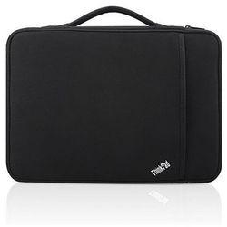 "Lenovo ThinkPad 4X40N18007 Fits up to size 12 "", Black, Sleeve"