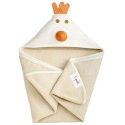 Ręcznik z kapturkiem 3 Sprouts - Kurczak 736211285898