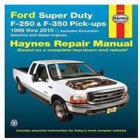 Biblioteka motoryzacji, Ford Super Duty F-250 & F-350 Pick-ups 99 thru 10 (USA)