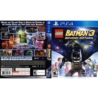 Gry na PlayStation 4, LEGO Batman 3 Poza Gotham (PS4)