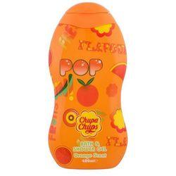 Chupa Chups Orange Scent żel pod prysznic 400 ml dla dzieci
