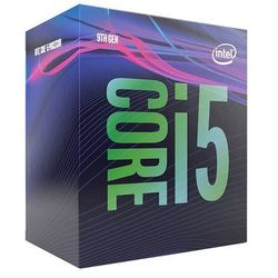 Intel Core i5-9400 Coffee Lake S Procesor - 2.9 GHz - Intel LGA1151 - 6 rdzeni - Intel BOX