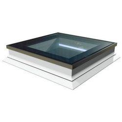 Okno do płaskiego dachu OKPOL PGX A1 LED 60x60