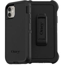 OtterBox Defender obudowa pancerna z klipsem do iPhone 11 (czarna)