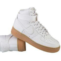 Nike Sportswear Tenisówki i Trampki wysokie phantom/light iron ore/gum medium brown