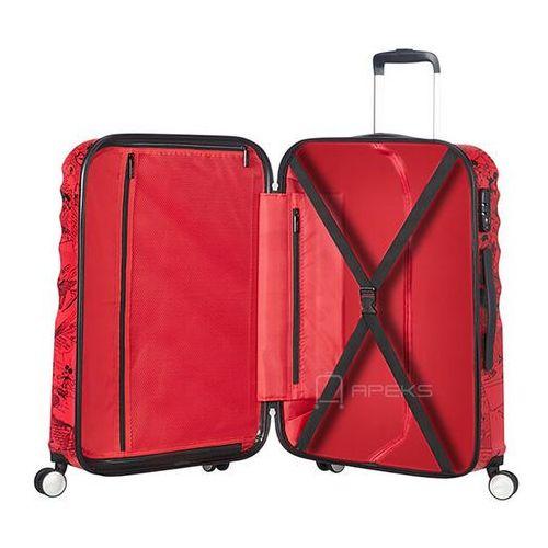 Torby i walizki, American Tourister Wavebreaker Disney średnia walizka 67 cm / Mickey Comics Red - Mickey Comics Red ZAPISZ SIĘ DO NASZEGO NEWSLETTERA, A OTRZYMASZ VOUCHER Z 15% ZNIŻKĄ