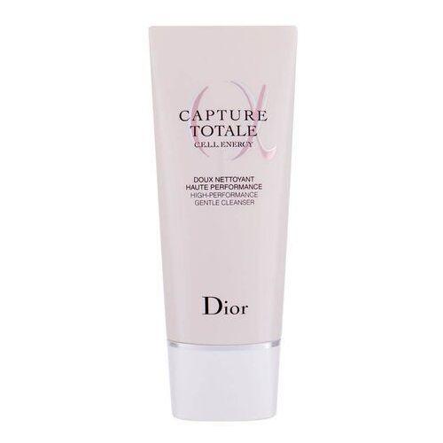 Żele oczyszczające, Christian Dior Capture Totale C.E.L.L. Energy Gentle Cleanser żel oczyszczający 150 ml dla kobiet