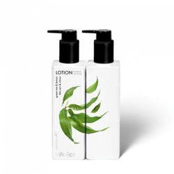 Kinetics HAND & BODY LOTION GREEN TEA & LEMON Odżywczy balsam do rąk i ciała (zielona herbata i cytryna)