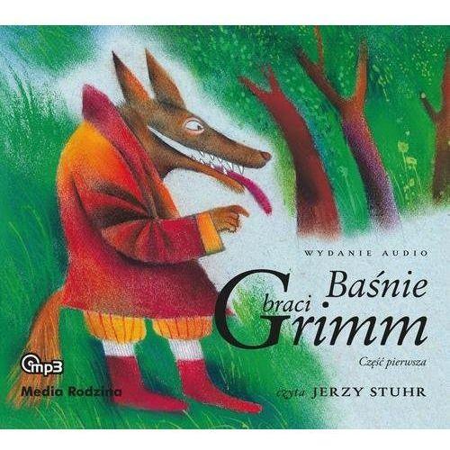 Książki dla dzieci, Baśnie braci Grimm cz.1 Audiobook