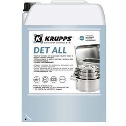 Profesjonalny płyn do mycia naczyń aluminiowych KRUPPS 12 kg   DET ALL