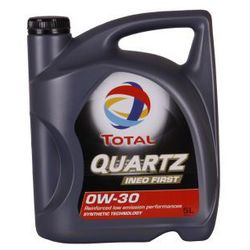 Total Quartz INEO First 0W-30 5 Litr Kanister
