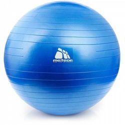 Piłka gimnastyczna do ćwiczeń z pompką Meteor 65cm