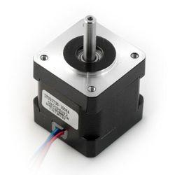 Silnik krokowy SY35ST36-1004A 200 kroków/obr 2.7V 1.0A 0.14Nm - Pololu 1209