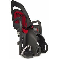 HAMAX fotelik rowerowy Caress Plus Grey/Red