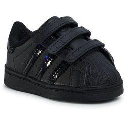 Buty adidas - Superstar Cf I FV3658 Cblack/Cblack/Cblack