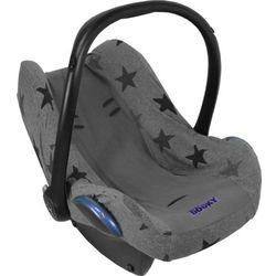 Pokrowiec do fotelika Dooky Seat Cover - Grey Stars T-XP-126816