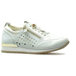 Sneakersy Caprice 9-23500-22 Białe lico