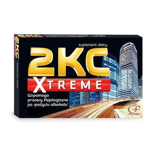 Preparaty na kaca, 2KC Xtreme 12 tabl.