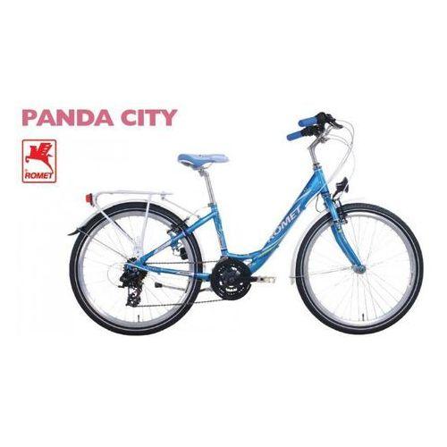 Rowery dziecięce i młodzieżowe, Arkus & Romet Panda 24