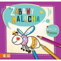 Książki dla dzieci, Zabawy Malucha Cz.3 (opr. broszurowa)