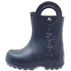 Crocs HANDLE IT RAIN BOOT KIDS Kalosze navy
