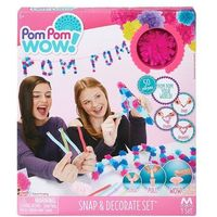 Kreatywne dla dzieci, POM POM WOW Zestaw dekoracyjny