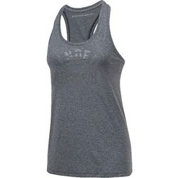 Koszulka treningowa Under Armour Threadborne Train Wordmark Tank -Twist W 1290612-001