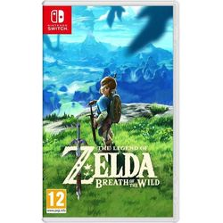 Nintendo gra The Legend of Zelda: Breath of the Wild na konsolę Nintendo Switch - BEZPŁATNY ODBIÓR: WROCŁAW!