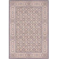 Dywan Agnella Isfahan Notesak Antracytowy 160x240