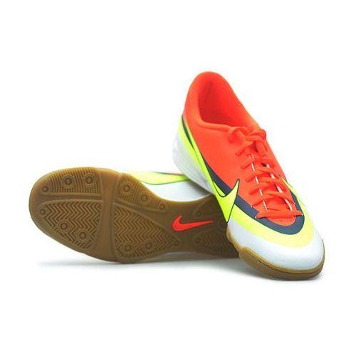 Półbuty męskie, Buty Nike Mercurial Vortex CR 580486 174 Biały/Niebieski/Pomarańcz