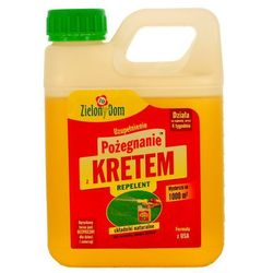 Pożegnanie z Kretem uzupełnienie Zielony Dom : Pojemność - 950 ml