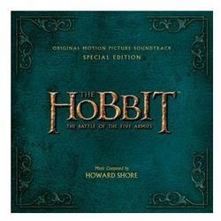 Hobbit: Battle Of The Five Armies (hobbit: Bitwa Pięciu Armii), The - Soundtrack (Płyta CD)