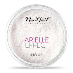 NeoNail ARIELLE EFFECT Pyłek No 02 - MULTICOLOR