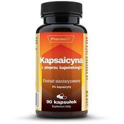 Kapsaicyna 8% kapsaicyny 90kp Pharmovit