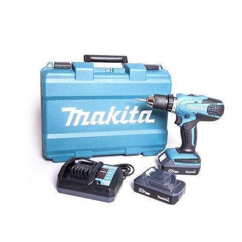 Wiertarko-wkrętarki, Makita DF457DWE