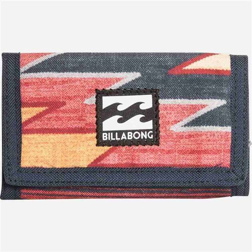Portfele i portmonetki, portfel BILLABONG - Atom Wallet Navy (21)