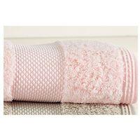 Ręczniki, Luksusowe ręczniki DELUXE 50x100cm Różowy