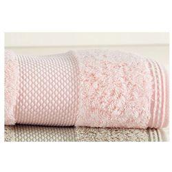 Luksusowe ręczniki DELUXE 50x100cm Różowy
