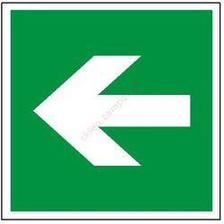 Znak Kierunek drogi ewakuacyjnej 200x200 PF