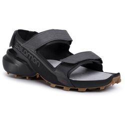 Sandały SALOMON - Speedcross Sandal 409769 32 M0 Magnet/Black/Black