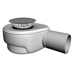 Akces Syfon brodzik. Speed-fi50,72,5mm,60l/min,czyszcz. z góry,standard nakładka stal nierdz. 19287