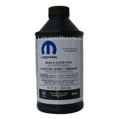 Płyny hamulcowe, Płyn hamulcowy MOPAR MS-9971 DOT4