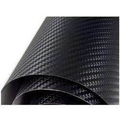 Folia carbon okleina tuning 3D 50x100 czarna
